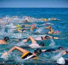 Psathathlon Sprint Triathlon  Attica