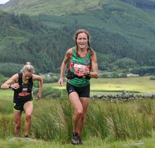On Snowdonia Trail Marathon