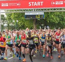 Nottingham Marathon