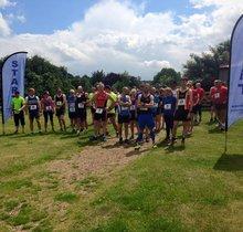 Fritton Lake Red Cross XC 10km & Half Marathon