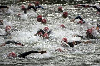 half triathlon pamplona 2020