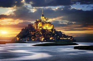Mont Saint-Michel Marathon