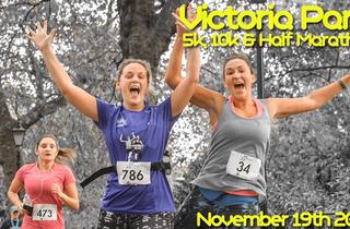 RunThrough Victoria Park - November