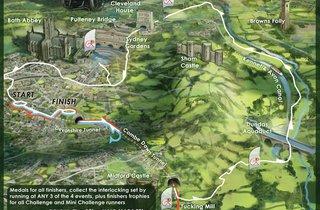 Bath Two Tunnels Railway Series 2
