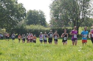 Weald Challenge Trail Half Marathon
