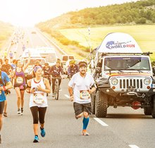 Wings For Life World Run - Cambridge