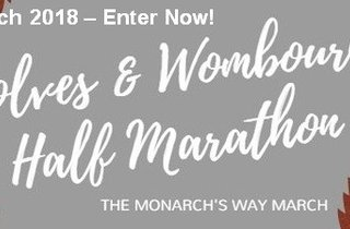 The Wolverhampton Trail Half Marathon