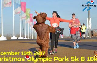 Christmas Olympic Park 5k 10k December