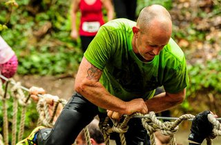 Warrior Adrenaline Race Hertford - April