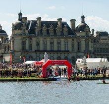 Château de Chantilly Triathlon
