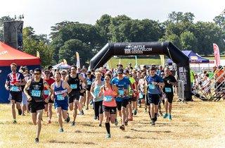 Cholmondeley Castle Triathlon