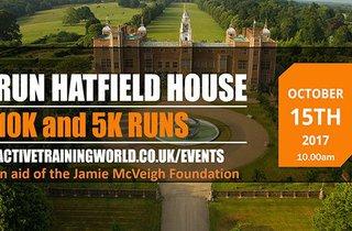 Run Hatfield House