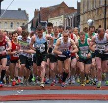 Rotary Shakespeare Marathon & Half Marathon