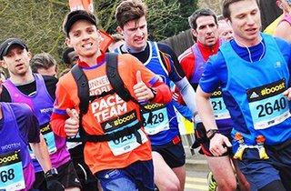 Silverstone Half Marathon