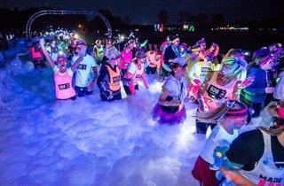 Glow Run or Dye
