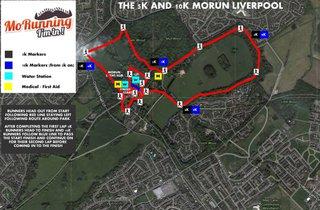 Liverpool 5K and 10K MoRun