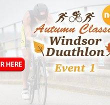 Windsor Autumn - Duathlon