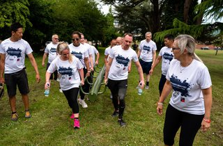 Britain's Bravest Military Challenge - London Richmond Park