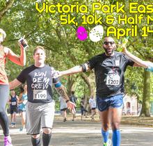 RunThrough Victoria Park Race - April