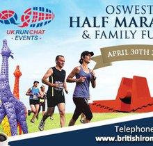 Oswestry Half Marathon