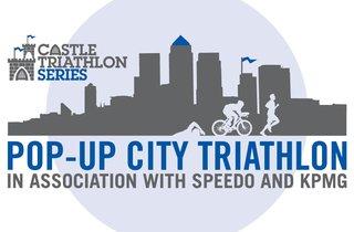City Pop-up Triathlon