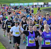 Active Northumberland Kielder Marathon and Half Marathon