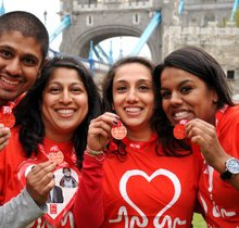 BHF Tower of London run