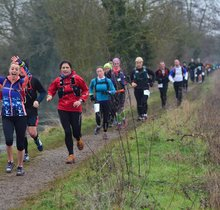 Northants Ultra 35 Shires & Spires