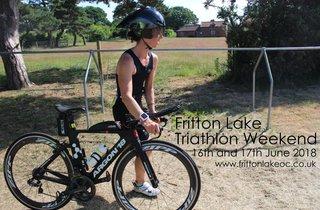Fritton Lake Triathlon Weekend, Triple Tri Challenge