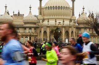 The Grand Brighton Half Marathon