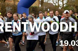Brentwood Half Marathon