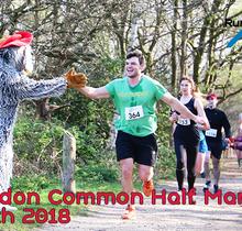 RunThrough Wimbledon Common Half Marathon - April