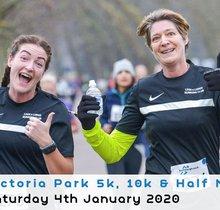 RunThrough Victoria Park - January