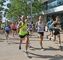 Queen Elizabeth Olympic Park 10K Series - January