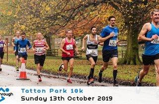 Runthrough Tatton 10K - October