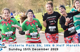 RunThrough Victoria Park - December