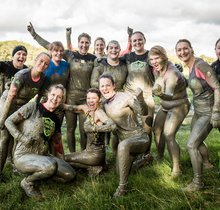 Mud Monsters Run - June