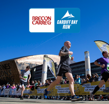 Brecon Carreg Cardiff Bay Run
