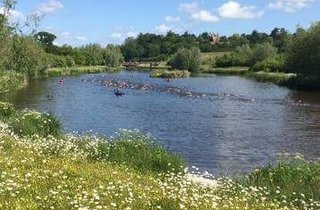 Jubilee River Swim