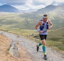 On Snowdonia Trail Marathon