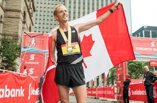 Scotiabank Toronto Marathon