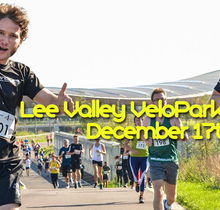 RunThrough Lee Valley VeloPark - December