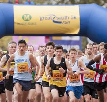 Great South Run 5k