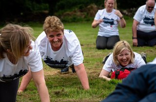 Britain's Bravest Military Challenge - Glasgow Rouken Glen