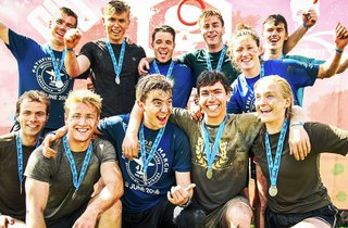 The Suffering 10k Obstacle Race - March