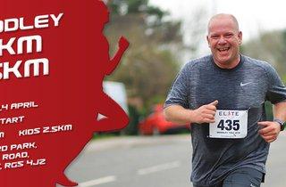 Woodley 10k & 2.5km