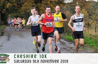 RunThrough Cheshire 10k - November