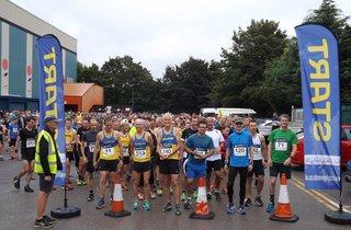 Stockport Hatters Half Marathon
