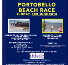 Portobello 4 Mile Beach Race