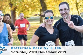 RunThrough Battersea Park 5k &10k - November